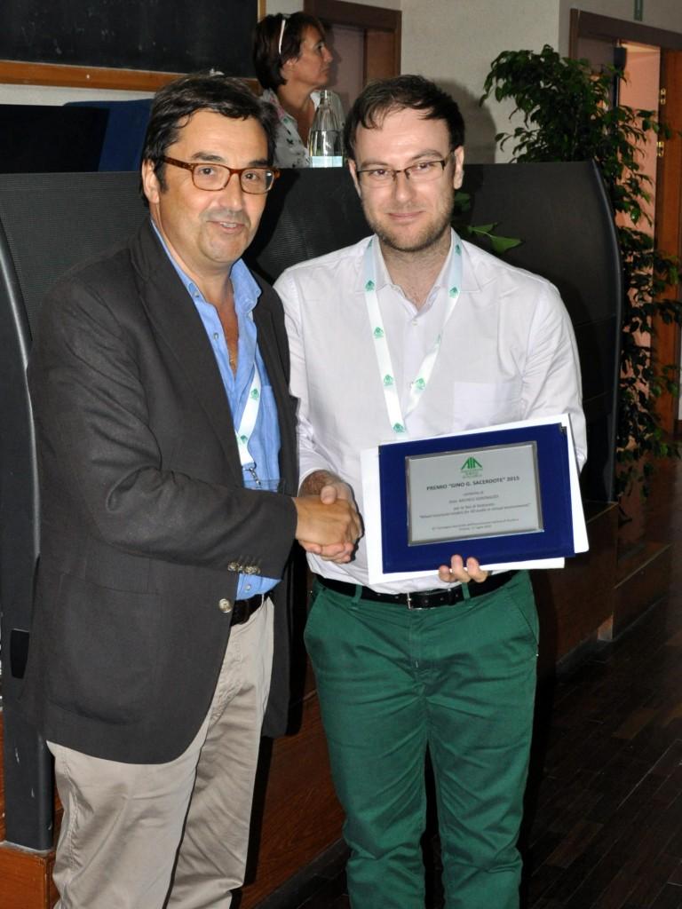 Premio Sacerdote 2015